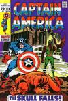 Cover for Captain America (Marvel, 1968 series) #119
