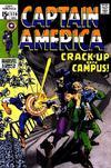 Cover for Captain America (Marvel, 1968 series) #120