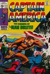 Cover for Captain America (Marvel, 1968 series) #121