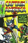 Cover for Captain America (Marvel, 1968 series) #123