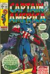 Cover for Captain America (Marvel, 1968 series) #124