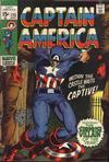 Cover for Captain America (Marvel, 1968 series) #125