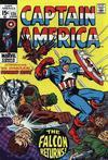 Cover for Captain America (Marvel, 1968 series) #126