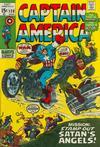 Cover for Captain America (Marvel, 1968 series) #128