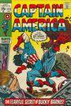 Cover for Captain America (Marvel, 1968 series) #132