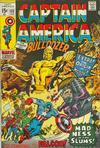 Cover for Captain America (Marvel, 1968 series) #133