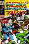 Cover for Captain America (Marvel, 1968 series) #134