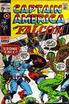 Cover for Captain America (Marvel, 1968 series) #134