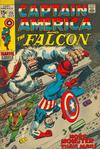 Cover for Captain America (Marvel, 1968 series) #135