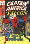 Cover for Captain America (Marvel, 1968 series) #137