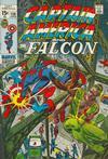 Cover for Captain America (Marvel, 1968 series) #138