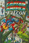 Cover for Captain America (Marvel, 1968 series) #138