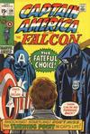 Cover for Captain America (Marvel, 1968 series) #139