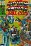 Cover for Captain America (Marvel, 1968 series) #141