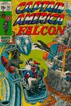 Cover for Captain America (Marvel, 1968 series) #141