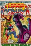 Cover for Captain America (Marvel, 1968 series) #143
