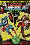 Cover for Captain America (Marvel, 1968 series) #144