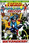 Cover for Captain America (Marvel, 1968 series) #145