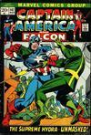 Cover for Captain America (Marvel, 1968 series) #147