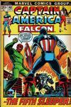Cover for Captain America (Marvel, 1968 series) #148 [Regular Edition]