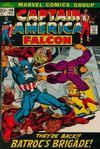 Cover for Captain America (Marvel, 1968 series) #149
