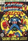 Cover for Captain America (Marvel, 1968 series) #155