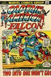 Cover for Captain America (Marvel, 1968 series) #156
