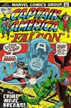 Cover for Captain America (Marvel, 1968 series) #158