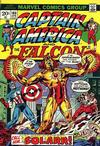 Cover for Captain America (Marvel, 1968 series) #160 [Regular Edition]