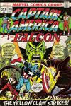 Cover for Captain America (Marvel, 1968 series) #165 [Regular Edition]