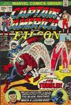 Cover for Captain America (Marvel, 1968 series) #169 [Regular Edition]