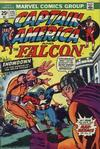 Cover for Captain America (Marvel, 1968 series) #175