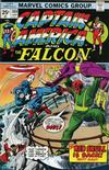 Cover for Captain America (Marvel, 1968 series) #184 [Regular Edition]