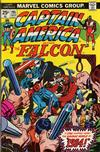 Cover for Captain America (Marvel, 1968 series) #195 [Regular Edition]