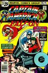 Cover Thumbnail for Captain America (1968 series) #198 [25¢ Cover Price]