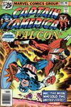 Cover Thumbnail for Captain America (1968 series) #199 [25¢ Cover Price]