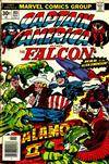 Cover for Captain America (Marvel, 1968 series) #203 [Regular Edition]