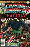 Cover for Captain America (Marvel, 1968 series) #204 [Regular Edition]