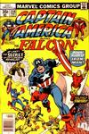 Cover for Captain America (Marvel, 1968 series) #218 [Regular Edition]