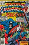 Cover for Captain America (Marvel, 1968 series) #220 [Regular Edition]