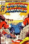 Cover for Captain America (Marvel, 1968 series) #224 [Regular Edition]