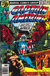 Cover for Captain America (Marvel, 1968 series) #227 [Regular Edition]
