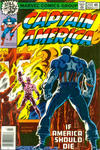 Cover for Captain America (Marvel, 1968 series) #231 [Regular Edition]