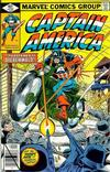 Cover for Captain America (Marvel, 1968 series) #237 [British Price Variant]