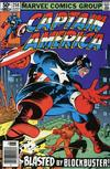 Cover Thumbnail for Captain America (1968 series) #258 [Newsstand Edition]