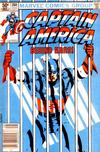 Cover Thumbnail for Captain America (1968 series) #260 [Newsstand Edition]