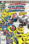 Cover for Captain America (Marvel, 1968 series) #269 [Direct]