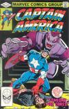 Cover for Captain America (Marvel, 1968 series) #270 [Direct Edition]