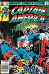 Cover for Captain America (Marvel, 1968 series) #272 [Newsstand]