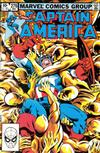 Cover for Captain America (Marvel, 1968 series) #276 [Direct]